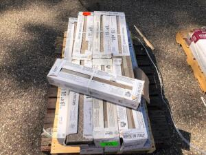 (15) Boxes of Porcelain Tile