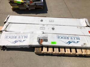 (3) Boxes of Blue Ridge Hardwood Flooring