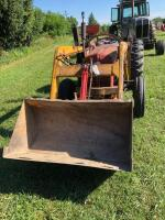 Ferguson TO35 Deluxe Tractor with Freeman Loader, 6,584 hours, S/N - SGM 189072 - 7