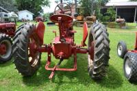 Farmall M narrow front - 6