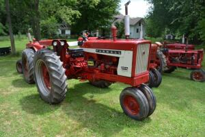 Farmall 504 narrow