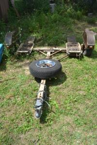 car hauler trailer