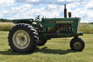 Oliver 1850 Gas Tractor- Narrow Front- 1 Owner