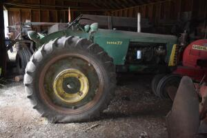 Oliver Super 77 Gas Tractor