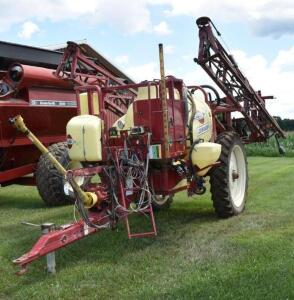 Hardi CM750 Commander Sprayer- S/N 12069, 60' Hydraulic Fold Booms, Electric Controls