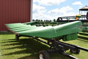 John Deere 693 Corn Head- S/N H00693X690814- 6 Row, Bought Used in 2003