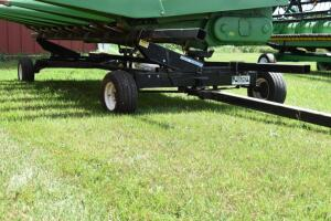 Killbros Header Cart- 20', 1 Owner, Only Used to Store Head