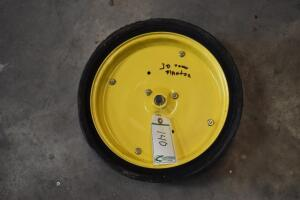 John Deere 7000 Planter Gauge Wheel