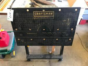 Craftsman Professional Workmate
