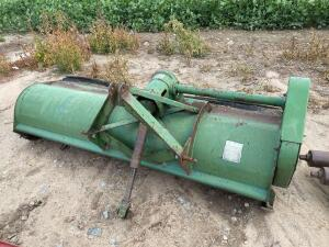 John Deere Off Set Flail Mower