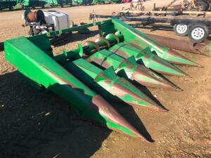 John Deere 443 4 Row Corn Head