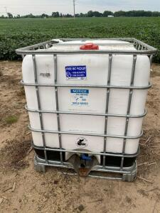 275 Gallon Shuttle Tank w/ Valve