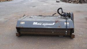 FFC SOIL PREPARATOR 6' WIDE FOR SKID STEER