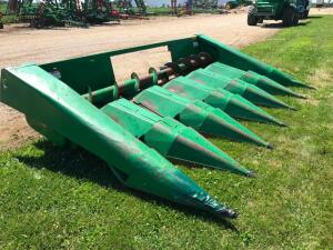 John Deere 643 6 Row Corn Head