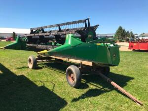 John Deere 216 Grain Table