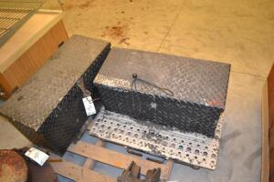diamond plate tool boxes