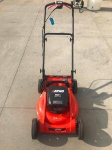 "Echo 58V 21"" Lawn Mower"