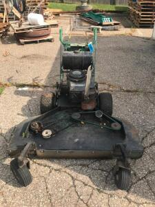 Walk Behind Deck Mower