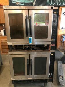 (2) Snorkel Double Stack Ovens