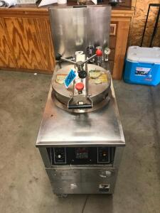 BKI LPF-F48 Electric Pressure Fryer