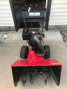 FMC Bolens 826 Snowblower