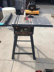"Sears/Craftsman 10"" Table Saw"