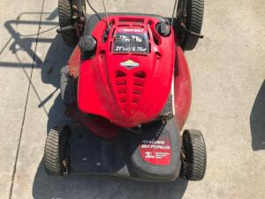 "Troy-Bilt 21"" Push Mower"