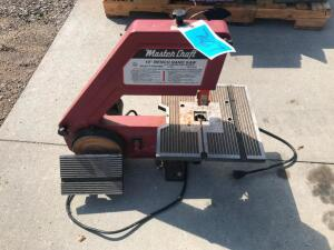 "Master Craft 10"" Bench Band Saw"