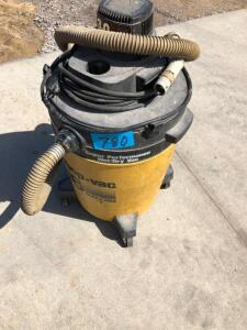 16 gal. Heavy Duty Wet/Dry Vac