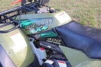 Polaris Sportsman 400 - 8