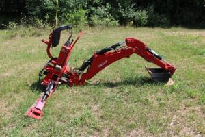 Excavator for 3 point hitch