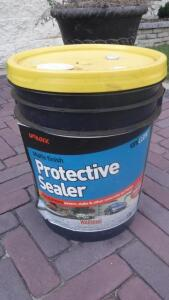 5 GALLON UNILOCK WATER BASE BRICK PAVER SEALER MATTE FINISH