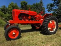 Allis Chalmers WD - runs