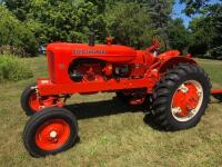 Allis Chalmers WD - runs - 2