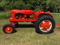 Allis Chalmers WD - runs - 3