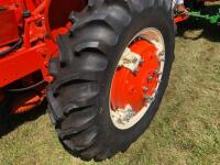 Allis Chalmers WD - runs - 4
