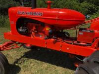 Allis Chalmers WD - runs - 5