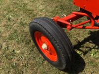 Allis Chalmers WD - runs - 6