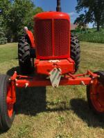 Allis Chalmers WD - runs - 7