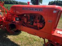 Allis Chalmers WD - runs - 9