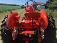 Allis Chalmers WD - runs - 11