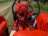 Allis Chalmers WD - runs - 12