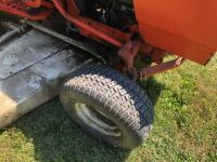 Allis Chalmers 616 with belly mower, motor is free but not running - 6