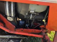 Allis Chalmers 616 with belly mower, motor is free but not running - 7