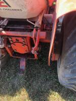 Allis Chalmers 616 with belly mower, motor is free but not running - 10