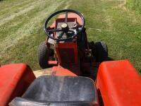 Allis Chalmers 616 with belly mower, motor is free but not running - 11