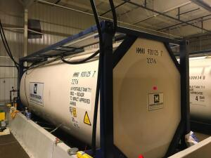 Hoover Container Solutions 6,596 gal Tank