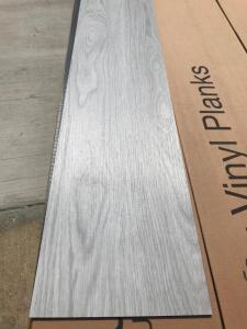 Approx. 407 SQ FT Luxury Vinyl Plank Flooring