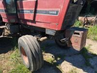 International 5488 Tractor with Duals, 8,669 hours, S/N -2590002U00184 - 3
