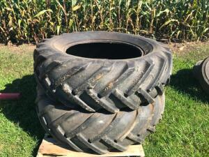 18.4-34 Tires with Tubes